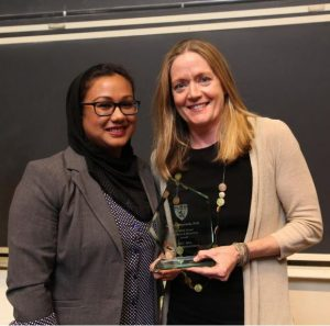 Mentor Award 2016